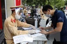 Xử phạt gần 33.000 trường hợp vi phạm quy định về phòng, chống dịch