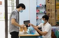 Nhiều hình thức hỗ trợ, giúp đỡ sinh viên Thủ đô gặp khó khăn do dịch