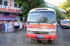 Y, bác sỹ Thừa Thiên-Huế sẵn sàng chia lửa, đoàn kết chống dịch