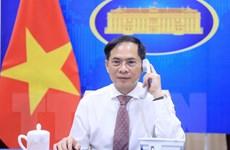 Australia cam kết hỗ trợ Việt Nam vaccine, thiết bị y tế chống dịch