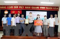 Thái Bình ủng hộ TP.HCM 7.000 túi thực phẩm trị giá 3,1 tỷ đồng
