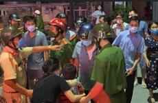 Thanh Hóa: Giải cứu bé trai nghi bị các đối tượng bắt cóc