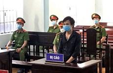Phạt 12 tháng tù đối tượng tấn công lực lượng phòng, chống dịch
