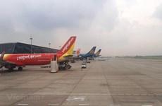 Cảnh cáo 2 nhà thầu thi công chậm đường băng sân bay Nội Bài