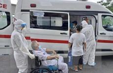 Không có sự tăng đột biến số ca nhiễm trong ngày tại TP.HCM