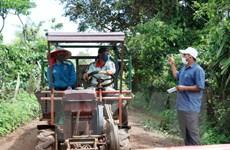 Phát huy vai trò của người có uy tín trong cộng đồng tại Đắk Lắk
