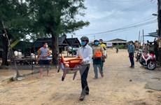TT-Huế: Mất liên lạc với 23 người vào rừng trước cơn bão số 5