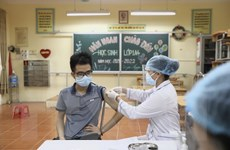 Hà Nội: Nhiều quận nội thành đạt tỷ lệ tiêm vaccine trên 90%