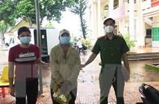 Bình Phước: Bắt giữ một đối tượng trốn truy nã từ năm 2012
