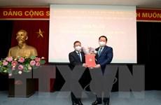 Nhạc sỹ Đỗ Hồng Quân giữ chức Chủ tịch Liên hiệp các HVHNT Việt Nam