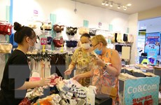 Hình ảnh các Trung tâm thương mại ở Hà Nội mở cửa đón khách trở lại