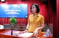 """Hội thảo """"Kinh tế truyền thông: Lý luận thực tiễn và kinh nghiệm"""""""