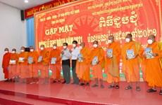Tổ chức Lễ Sene Đôlta phù hợp với truyền thống, an toàn chống dịch