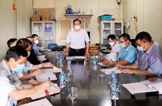 Lạng Sơn đẩy nhanh tiến độ dự án Khu trung chuyển hàng hóa