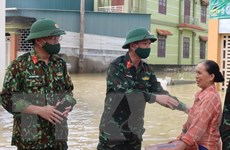 Phó Thủ tướng: Chủ động triển khai công tác ứng phó với bão, mưa lũ