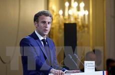 """""""Quân bài"""" của ông Macron trước bầu cử tổng thống Pháp năm 2022"""