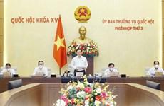 Sắp khai mạc phiên họp thứ 4, Ủy ban Thường vụ Quốc hội khóa XV