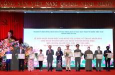 Hà Nội triển khai Cuộc thi viết về gương người tốt, việc tốt