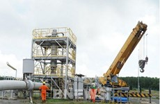 Hệ thống đường ống khí Nam Côn Sơn đạt mốc vận chuyển 100 tỷ m3 khí