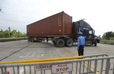 Bình Phước: Test nhanh hơn 90 tài xế, phụ xe dương tính với SARS-CoV-2