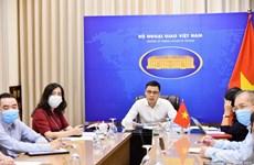 Nâng cao hiệu quả thông tin đối ngoại ở các cơ quan đại diện Việt Nam