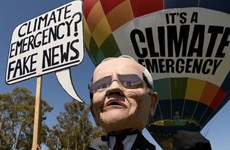 Nguyên nhân Australia có thành tích kém về chống biến đổi khí hậu