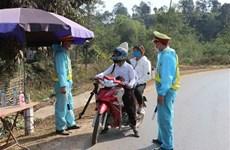 Tỉnh Tây Ninh đón người dân từ các tỉnh miền Nam về quê