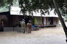 Quảng Bình: Mưa lũ làm hai người mất tích, hơn 1.300 ngôi nhà bị ngập