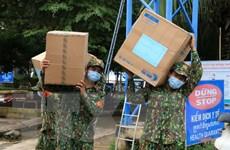 Đồng Tháp: Nhiều hoạt động thiết thực hỗ trợ phòng, chống dịch