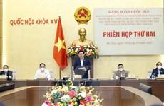 Họp BCĐ Đề án Chiến lược xây dựng, hoàn thiện Nhà nước pháp quyền XHCN