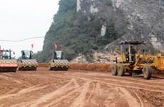Dự án cao tốc Bắc-Nam sẽ có đủ vật liệu đất đắp đến hết quý 1/2022