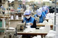 Tạm ngừng kinh doanh tạm nhập, tái xuất khẩu trang, găng tay y tế