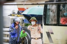 Hòa Bình và Quảng Bình truy vết các ca nhiễm SARS-CoV-2 mới