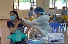 Bà Rịa-Vũng Tàu: 91,61% số người từ 18 tuổi trở lên tiêm ít nhất 1 mũi