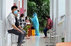 Long An điều chỉnh các biện pháp để thích ứng an toàn, kiểm soát dịch