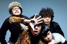 "Tưng bừng ""Go!Go!Japan! Rock Festival 2013"""