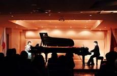 Hai nghệ sỹ piano Việt-Nhật sẽ hòa tấu ở Hà Nội