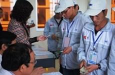 Tư vấn thông tin đi lao động nước ngoài tới nông thôn