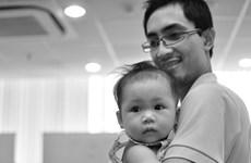Những người cha đơn thân trải lòng khi Tết đến