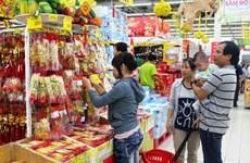 Các siêu thị khuyến mãi giảm giá tới 50% dịp đầu năm