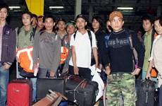 Hơn 1.200 lao động Việt Nam từ Libya về nước an toàn