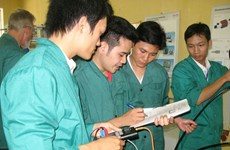 """Đức sẽ hỗ trợ Việt Nam xây dựng trung tâm đào tạo """"nghề xanh"""""""