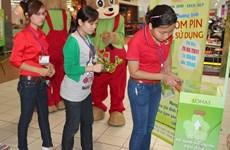 Các siêu thị khuyến mãi giảm giá, tặng quà hưởng ứng Giờ Trái Đất