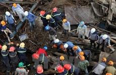 Yêu cầu làm rõ giàn giáo tại Formosa có bị rung lắc trước khi đổ sập?
