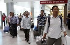 Hàn Quốc miễn phạt cho lao động bất hợp pháp tự nguyện về nước