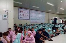 Tỉnh Bắc Ninh ứng ngân sách hỗ trợ hơn 400 công nhân GMIE mất việc