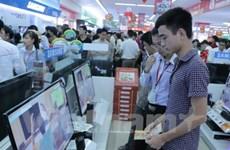 Siêu thị điện máy giảm giá tới 50% phục vụ mua sắm dịp Tết Âm lịch
