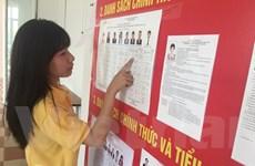 Tuyên truyền và tổ chức các điểm bầu cử dành riêng cho công nhân