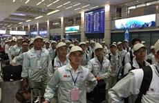 44 quận, huyện bị tạm dừng tuyển chọn lao động đi làm việc ở Hàn Quốc