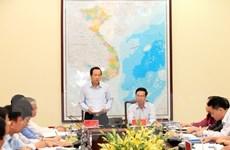 Công bố quyết định kiểm tra Bộ Lao động-Thương binh và Xã hội